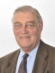Ukip councillor David Silvester said the legalisation of gay marriage is to blame for the bad weather (Picture: Henley Conservatives)