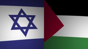 israel-gaza-flags