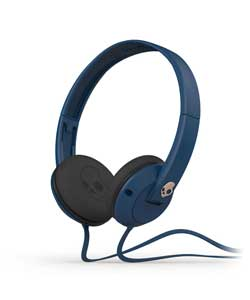 Skullcandy Navy & Gold